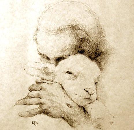 Il Buon Pastore: Immagine viva del Padre misericordioso