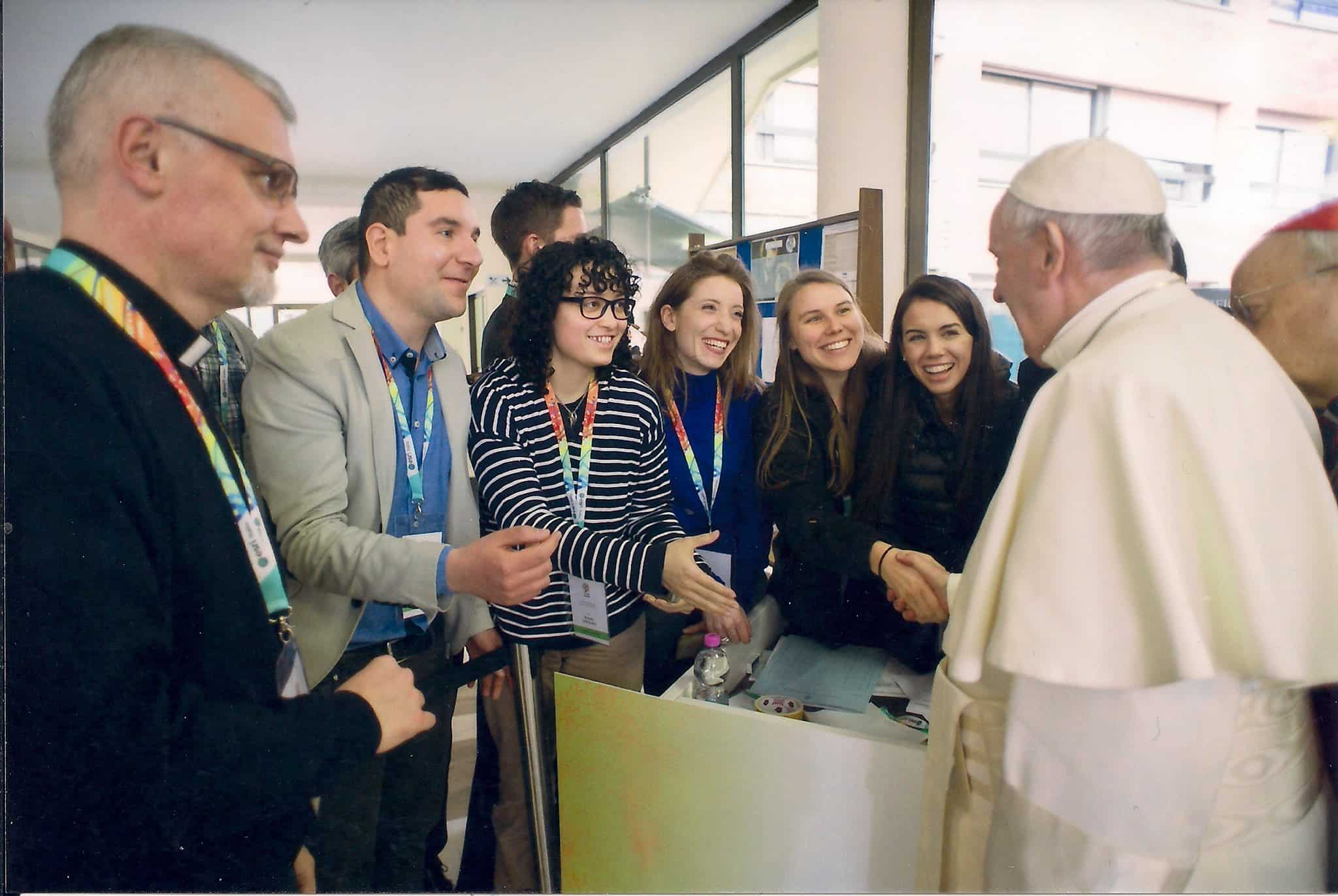 L'esperienza Presinodale a Roma