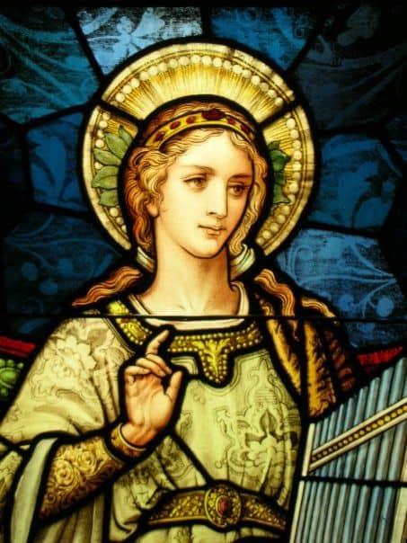 Santa Cecilia: Apostola d'Amore
