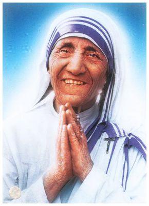 Santa Teresa di Calcutta: l'Apostola della carità