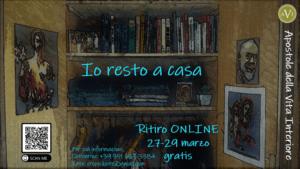 Volantino per il ritiro online #iorestoacasa